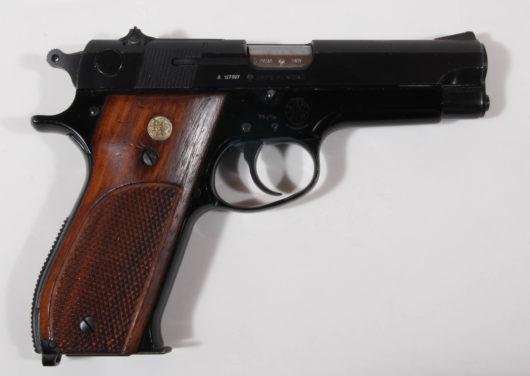 Pistol Smith & Wesson Mod. 39-2
