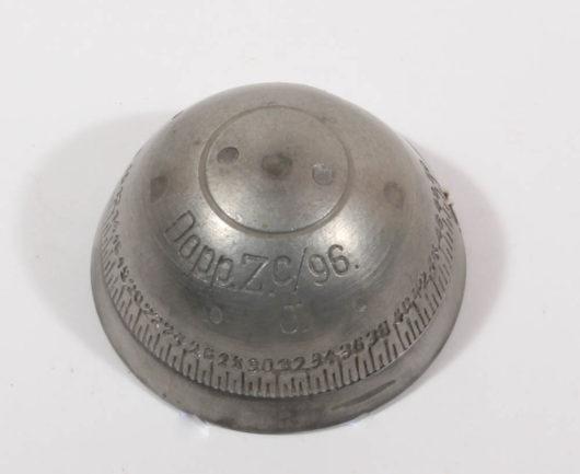 Detonator cap