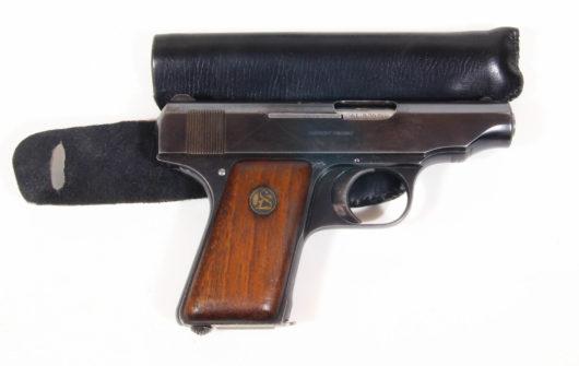 Self-loading Pistol