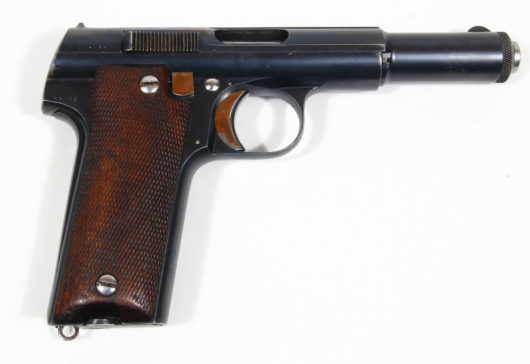 Self-loading Pistol Mod.600/43