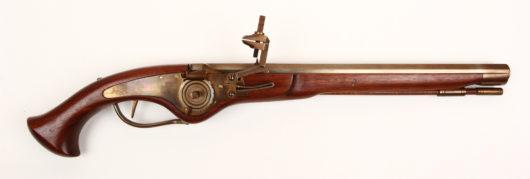 Wheellock Pistol Replica