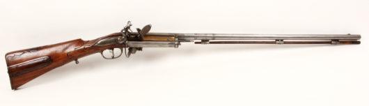 Flintlock Revolver Rifle