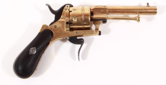 Lefaucheux Revolver