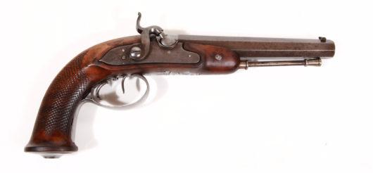 13500 - Percussion Pistol