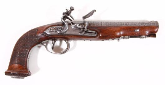 13946 - Flintlock Pistol
