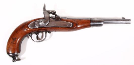 Percussion Uhlanpistol M1870 Saxony