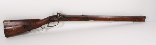 Percussion Short Gun Georg Reck, prob. Suhl, 1773