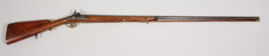 Flintlock Rifle, Germany 1770/1840