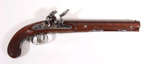 Flintlock Pistol Type Manton