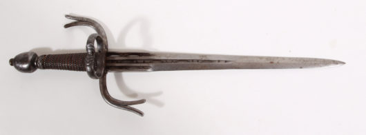 Lefthand Dagger End of 16th Cent.