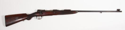 Bolt Action Rifle Mauser