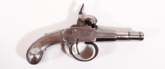 Doublebarreled Full Metal Pistol 1760/1840
