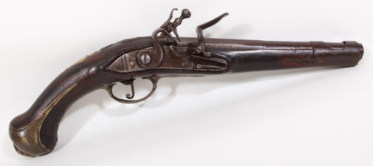 Austrian Flintlock Military Pistol