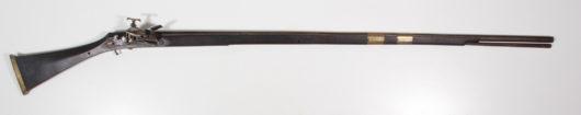 15528 - Long Miqueletlock Rifle Ottoman Empire about 1800