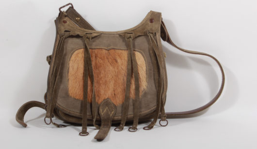 Hunting bag German early / mid 20th century