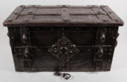 Iron chest, Southern Germany around 1620