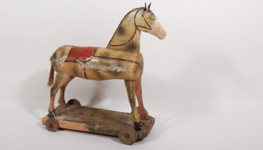 Wooden Horse, Germany  1800
