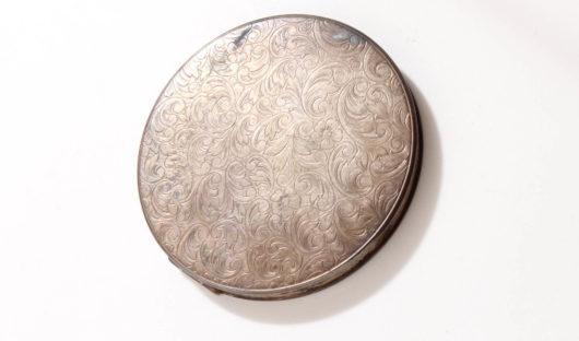 Pocket Mirror Silver