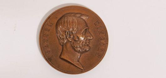 Bronze Medal for President Ulysses Grant