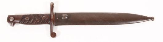 Machete bayonet M1893/16 Spanien