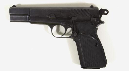 Semi Automatic Pistol FN Browningpatent