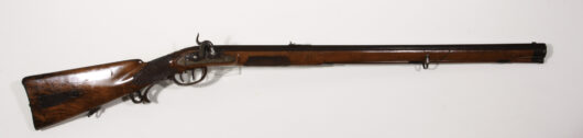 15773 - Percussion Hunting- and Targetrifle  Johann Adam Kuchenreuter about 1835