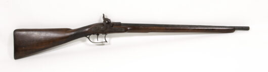 English Military Gun for a boy W.S. Perry, ca. 1865, London