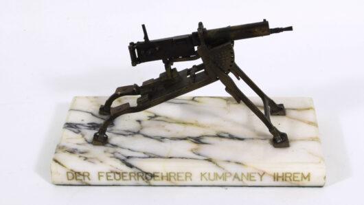 13964 - Miniature Machine Gun 08/15