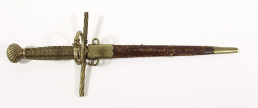 Dagger End of 19th Cent.