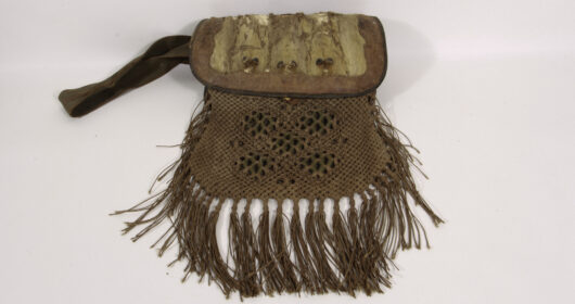 Hunting Bag about 1870