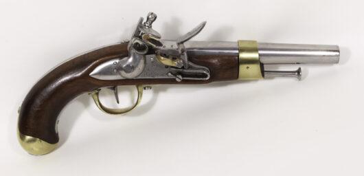 Flintlock Cavalrypistol France AN9/13