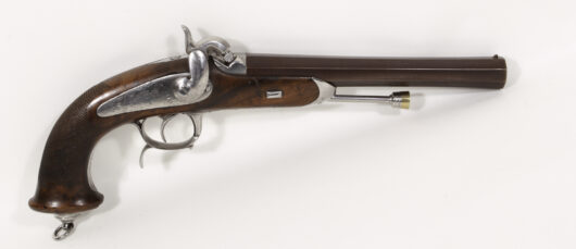 Officers Percussionpistol France M 1833