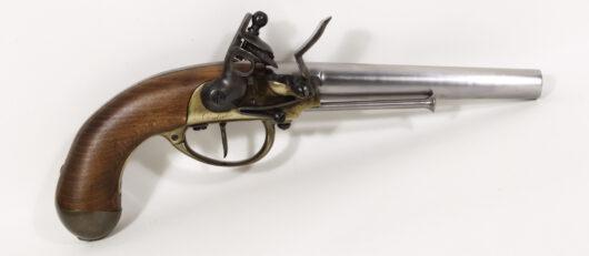 Flintlock Cavalrypistol France M 1777 Charleville, Replica