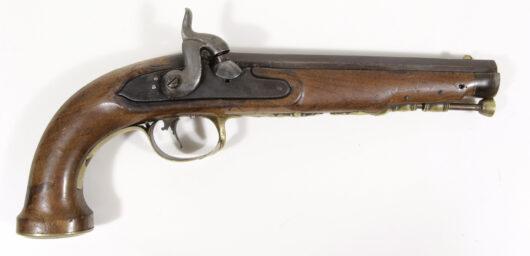Percussionpistol Southgermany 1800/1840