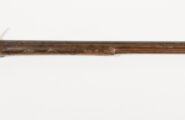Flintlock Rifle appr. South Europe about 1790