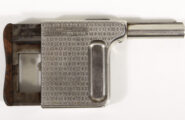 Repeating Pistol Mitrailleuse about 1890