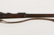 US Springfield Mod. 1884 Experimental Ramrod Bayonet Rifle